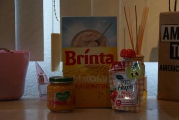 Brinta, olvarit en knijpfruit zijn voorbeelden van hapjes die zieke of magere dieren een handje kunnen helpen.