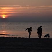 Fotograferen bij zonsondergang